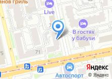 Компания «Бизнес-услуги» на карте