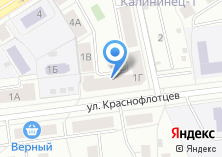 Компания «Студия-парикмахерская Акатовой Елены» на карте