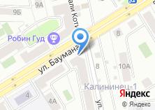 Компания «УРАЛТЭК» на карте