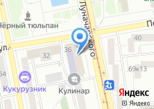 Компания «Пожарка» на карте