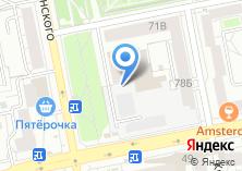 Компания «Булкар» на карте