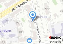 Компания «Веревка66.рф» на карте