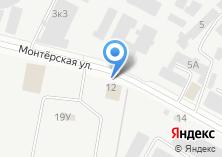 Компания «Десантура Авто» на карте