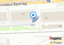 Компания «Repair» на карте