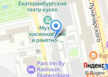 Компания «АТМ Групп» на карте
