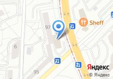 Компания «УралЗащита» на карте