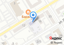 Компания «Детский сад №296» на карте