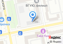 Компания «Аделант Екатеринбург» на карте
