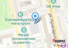 Компания «Социум» на карте