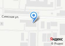 Компания «ХАРТИНГ» на карте