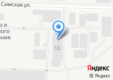 Компания «ТОТАЛ М» на карте