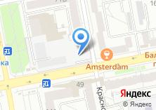 Компания «Проектная документация» на карте