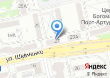 Компания «Сервис-Логист» на карте