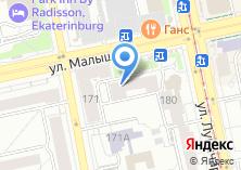 Компания «РадиоМир» на карте