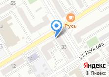 Компания «КУПЕ сеть салонов мебели» на карте
