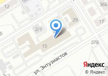 Компания «Уральская парковочная компания» на карте