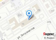 Компания «РУСГОССТРОЙ» на карте