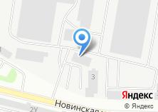 Компания «Сейкен» на карте