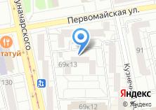 Компания «Тукс АйТи» на карте