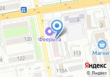 Компания «UralSirop» на карте