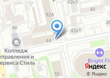 Компания «Бизнес-Аудит-Центр» на карте