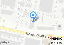 Компания «РКБ Альянс» на карте