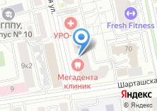 Компания «hhotel» на карте