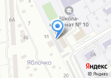 Компания «УралМетУтиль» на карте