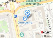 Компания «Букетная» на карте