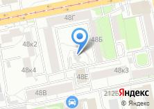 Компания «ФОРЭС» на карте