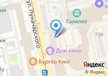 Компания «КБ ИНТЕРКОММЕРЦ» на карте