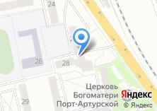 Компания «Инком-металл» на карте
