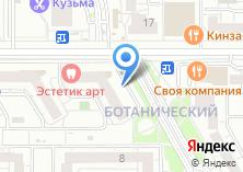Компания «Дорс Екатеринбург» на карте