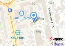 Компания «Серебренников и партнеры» на карте