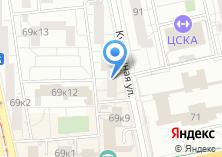 Компания «Ардашев и Партнеры» на карте