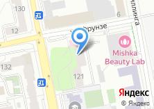 Компания «ПАНСИОНАТ ЗАБОТА» на карте