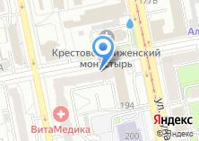Компания «Стрела Ветра» на карте