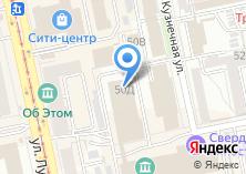 Компания «Люксбикини» на карте