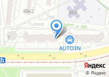Компания «АрмСпецКомплект» на карте