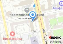 Компания «Сети ТС» на карте