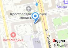 Компания «МКИАЦ-Урал» на карте