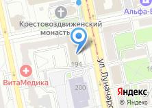 Компания «Сваи-66» на карте