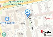 Компания «Уралкомплект-Е» на карте
