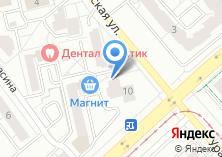 Компания «Проект-СБ» на карте