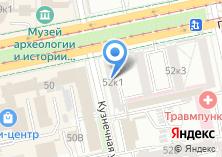 Компания «Центр гидов» на карте