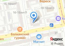Компания «Palmetta» на карте