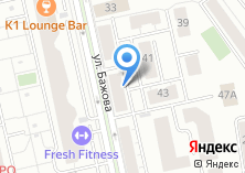 Компания «Адвокатский кабинет Андреева В.П» на карте