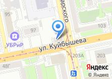 Компания «UralMediaCar» на карте