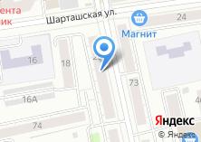 Компания «ИнМа» на карте