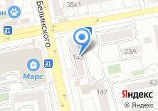 Компания «СуперСтрой» на карте